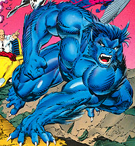 Beast_Jim_Lee_art